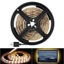 Waterproof USB LED Strip 5V IP65 0.5M~5M Fita Led Light Strip 2835SMD EU/US Plug 220V Led Tape TV Screen Backlight Bias Lighting