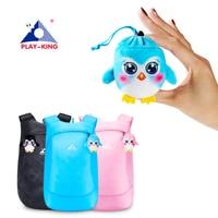 ABSPIELENKING Leichte Nylon Faltbare Rucksack Wasserdichte Mini Reise Rucksack Frauen kleine Tasche Faltende einkaufstasche schule tasche