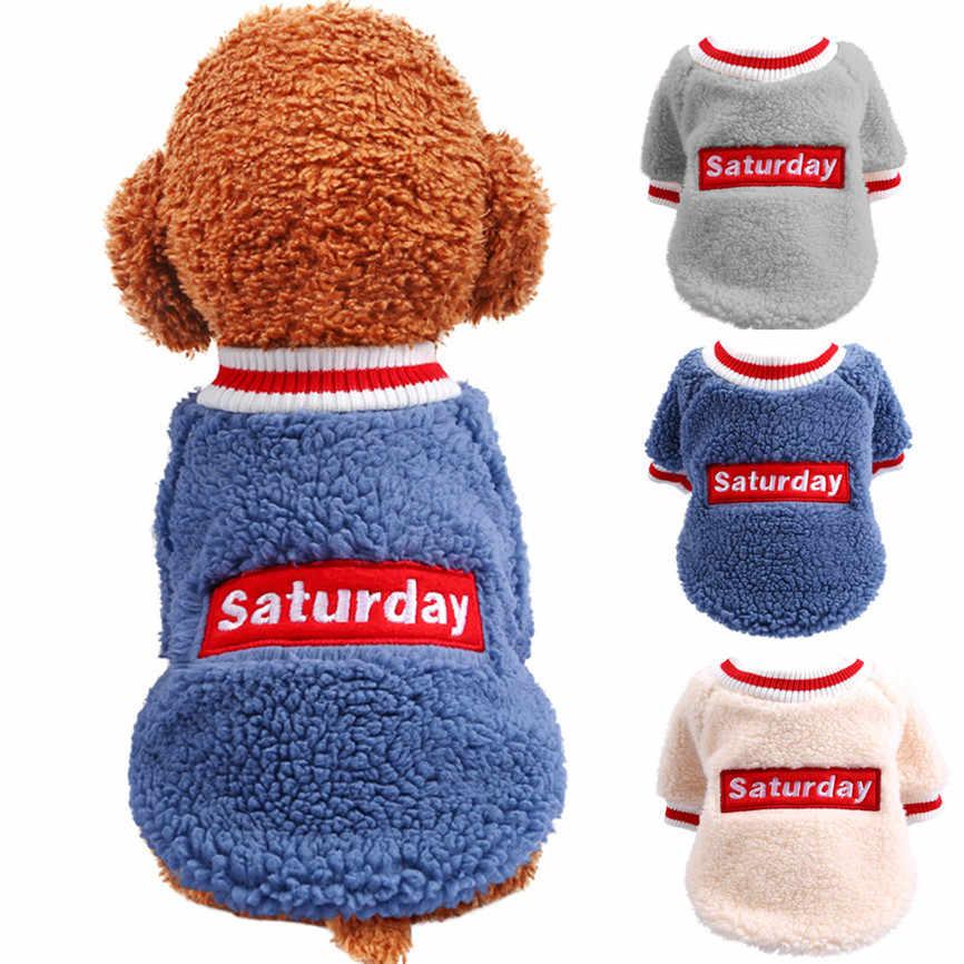 Vêtements pour chiens hiver chaud chien veste manteau chiot Chihuahua vêtements à capuche pour petits chiens moyens chiot Yorkshire tenue