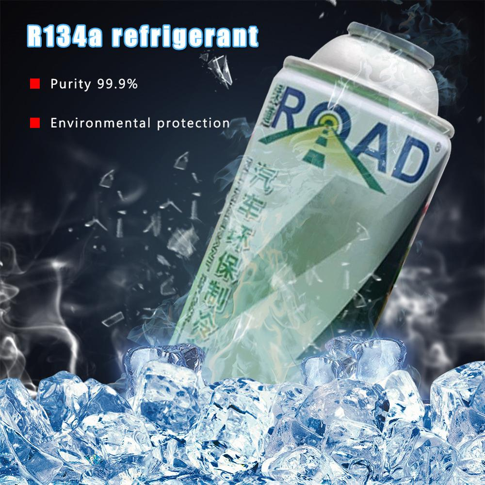 300ml Automotive Air Conditioning Agent R-134A Environmentally Friendly Refrigerator Water Filter Replacement Car Accessories