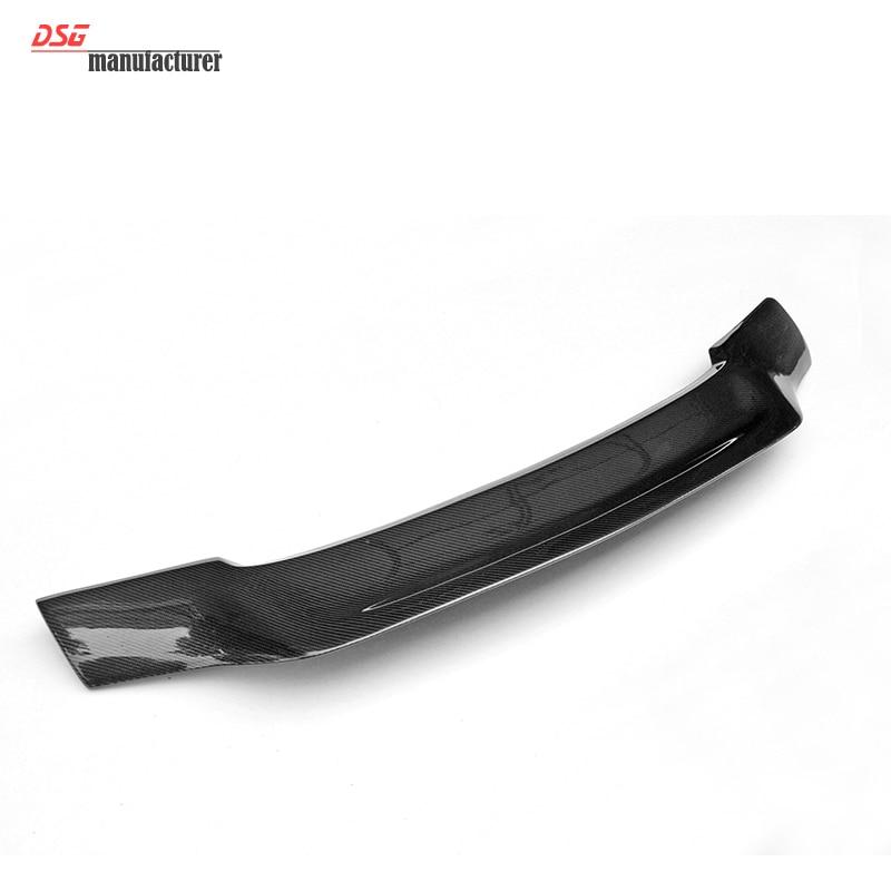 Aileron de coffre arri/ère en fibre de carbone pour classe E W207 C207 2 portes