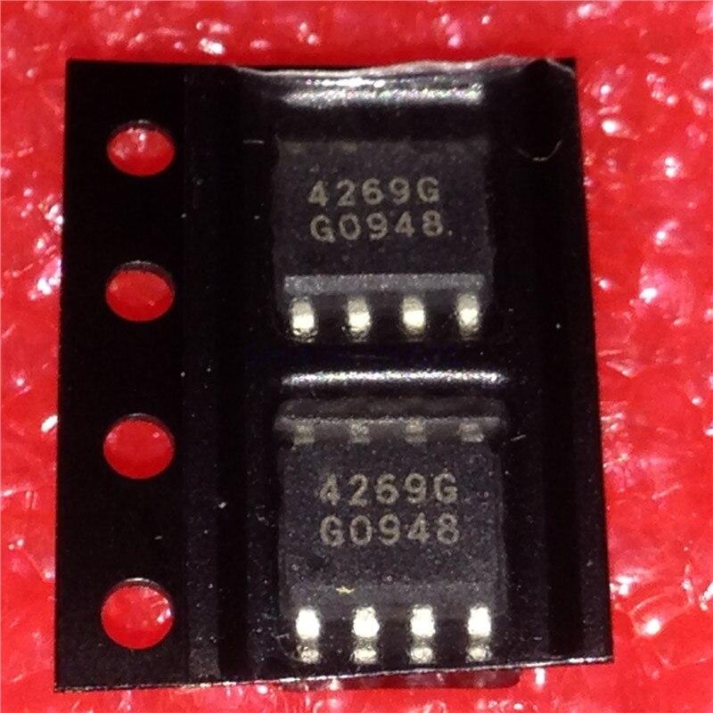 1pcs/lot TLE4269G TLE4269 SOP-8 In Stock