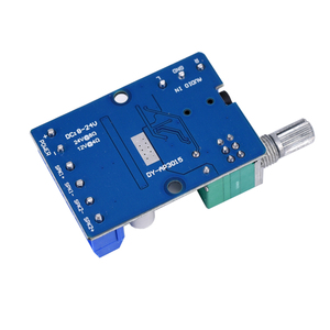 Image 2 - Versterker Boord Dual Channel Stereo High Power Digitale Audio 2*30W Amplificador Diy Module 12 V  24V
