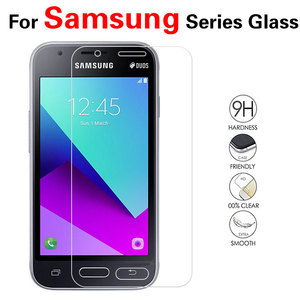 Tempered Glass Film For Samsung Galaxy W789 W999 W2016 W2017 W2018 J1 Mini Prime Ace Screen Protector Front Clear Cover Glass