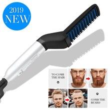 For Lo Sp E Hair Brush Comb Beard Straightener Hair