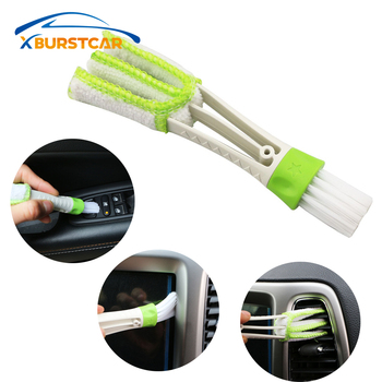 Xburstcar 2020 New Car Cleaning Double Side Brush for Mercedes Benz C Class W204 C180 C200 W221 W222 S63 S63s S65 AMG 2008-2019 image