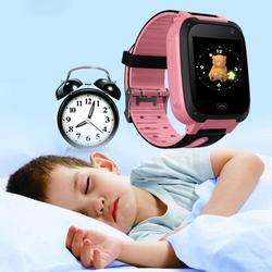 T8 Localização Das Crianças Das Crianças À Prova D' Água Câmera Inteligente Telefone Do Relógio De Pulso Novo Relógio para Crianças Relógio Do Telefone часы детские
