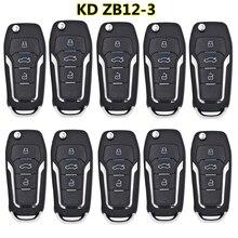 Inteligentny klucz zdalny KD ZB12-3 oryginalny KEYDIY KD ZB inteligentny klucz ZB seria pilot do KD-X2 klucz programujący