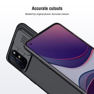 Image 2 - Top Sale For OnePlus 8T Case Slide Camera Cover Protect Privacy Back Cover Nillkin