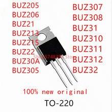 10 шт., размеры от 32 до 220 до 218, BUZ205, BUZ206, BUZ21, BUZ213, BUZ215, BUZ22, BUZ30A, BUZ305, BUZ307, BUZ31, BUZ311, BUZ312