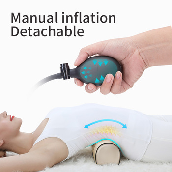 Neck Massage Pillow Electrical Neck Roller  2