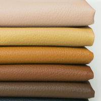 Nice PU leather Fabric , Faux Leather Fabric for Sewing, PU artificial leather for DIY bag material
