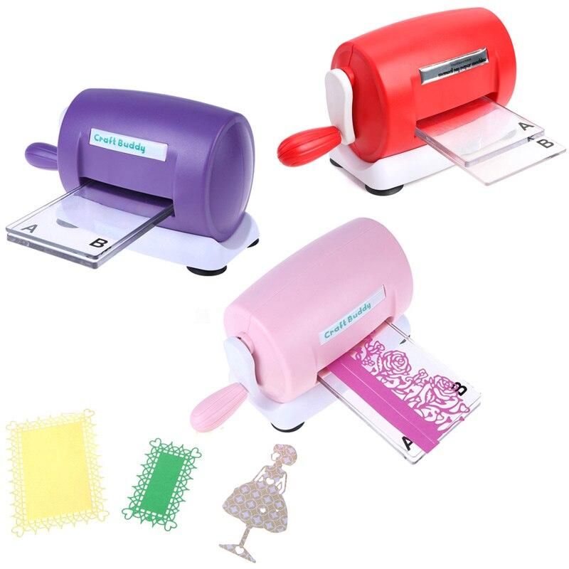DIY Dies Embossing Machine Scrapbooking Cutter Dies Machine Paper Card Making Craft Tool Die-Cut