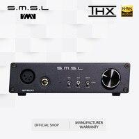 SMSL SP200 THX AAA 888 Technology Balanced Headphone Amplifier with XLR RCA Input