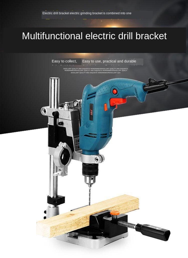 1080w ajustar a velocidade broca de mão industrial furadeira de impacto elétrico martelo broca elétrica parafuso broca bits ferramentas elétricas