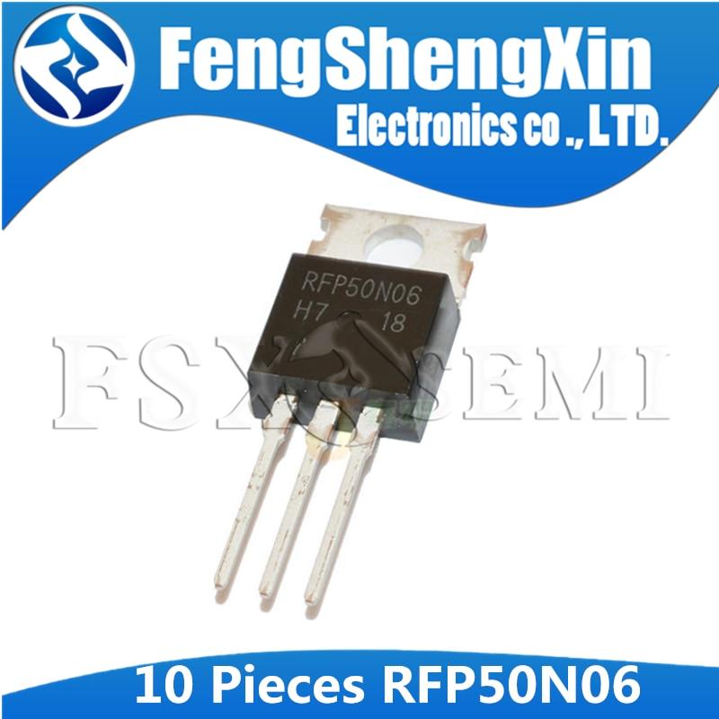 10pcs IRF50N06 TO220 50N06 TO-220