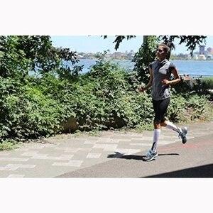 "Image 5 - ריצה דחיסת גרבי גרבי 20 30 מ""מ כספית גברים נשים ספורט גרבי עבור מרתון רכיבה על אופניים כדורגל דליות"