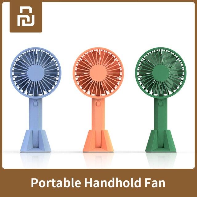 VH Portable poignée Mini ventilateur pour la maison Rechargeable Portable climatiseur Table USB ventilateurs de Xiaomi Youpin