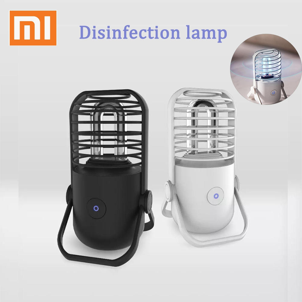 Xiaomi Xiaoda UVC Germicidal Ozone Sterilization Lamp Bulb Ultraviolet UV Sterilizer Light Tube For Disinfect Bacterial Lights
