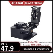 Fiber Cleaver Optical FUSIONสายตัดมีดFTTH SINGLE MODEโลหะไฟเบอร์ออปติกมีดเครื่องมือเครื่องตัดความแม่นยำสูงCleavers