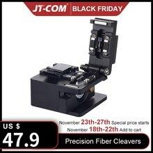 Fiber cleaver optik füzyon kablosu kesme bıçağı FTTH tek modlu metal Fiber optik bıçak araçları kesici yüksek hassasiyetli Cleavers