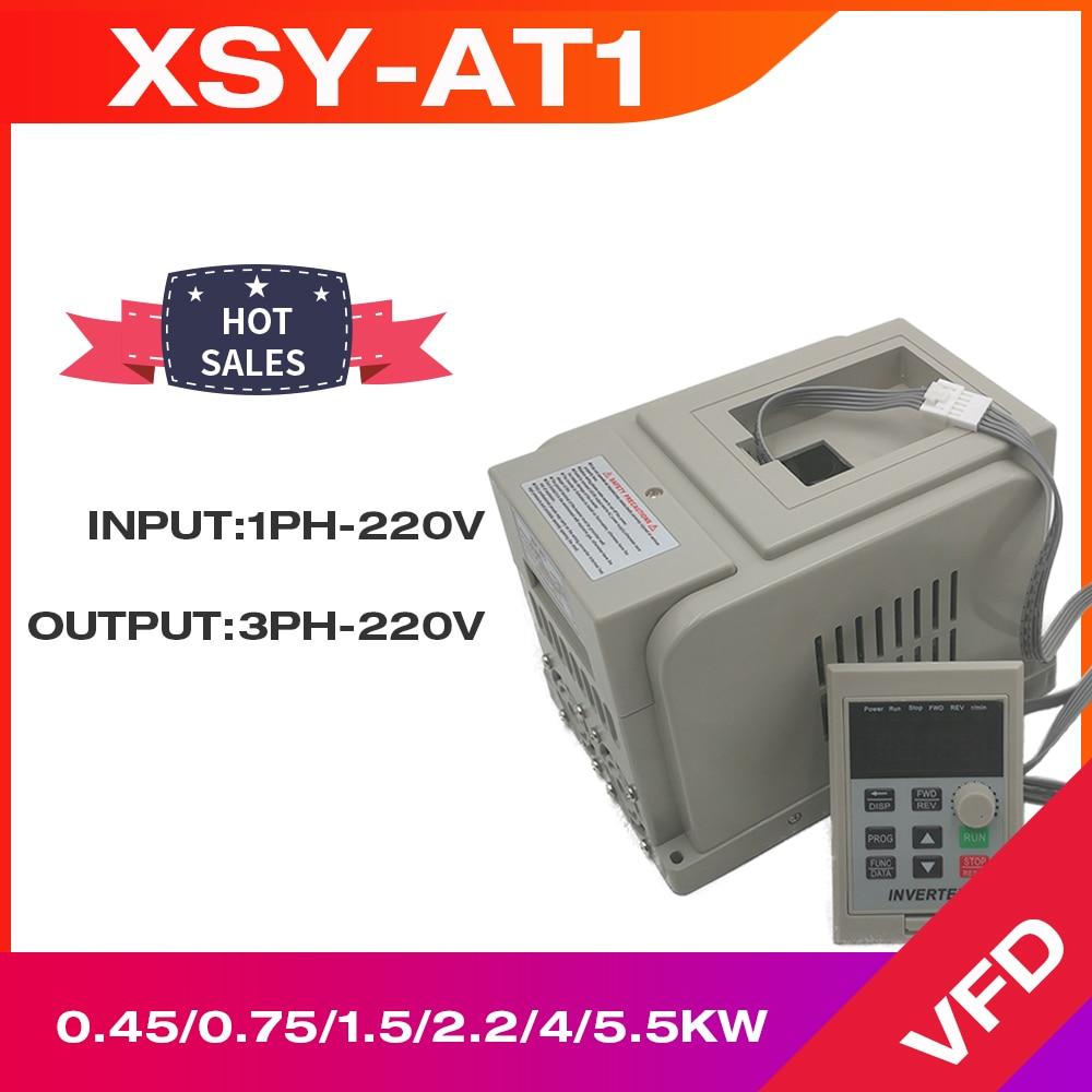 Фотоинвертор 220 кВт/4 кВт, однофазный вход в и трехфазный фотоконтроллер скорости