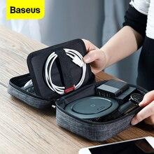 Baseus basit su geçirmez telefon çantası iPhone Xs için max X 8 7 artı büyük kapasiteli 7.2 inç evrensel telefon kılıfları samsung Huawei için