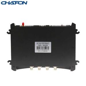 Image 2 - CHAFON Impinj R2000 фиксированный uhf rfid считыватель 4 порта с RS232 RJ45(TCPIP) USB интерфейс обеспечивает бесплатную SDK для спортивной системы таймера