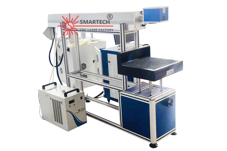 co2 laser marking system