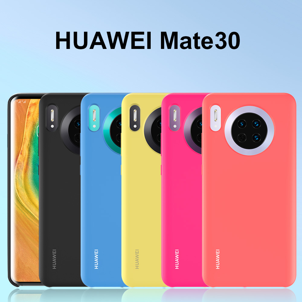 Huawei Mate 30/Mate 30 Pro High Quality Protector Silicone Soft Case