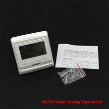 Minco Heat 3A водный пол обогревающий термостат программа цифровой регулятор температуры белый