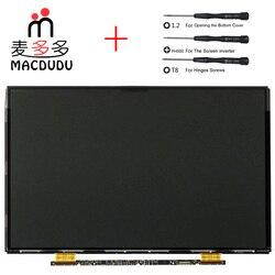 Nueva pantalla LCD para Macbook Air 13 A1369 A1466 Panel de pantalla LCD LP133WP1-TJA7 (2010-2015)