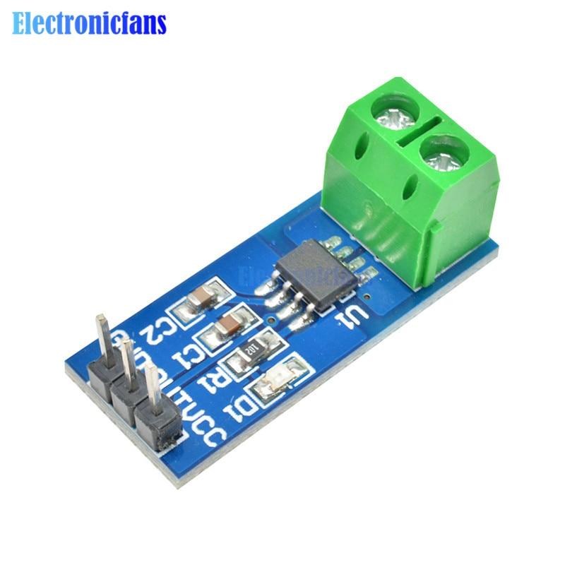 5A range Current Sensor Module ACS712 Module Arduino module NEW