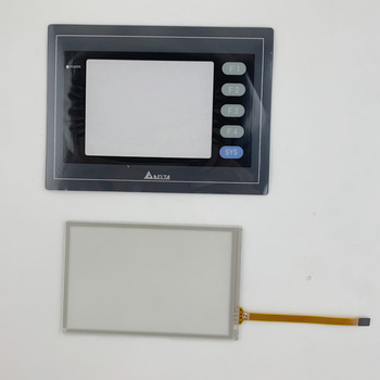DOP-AS35THTD pantalla táctil de vidrio + película de membrana para reparación de Panel Delta HMI do hágalo usted mismo, tiene en stock