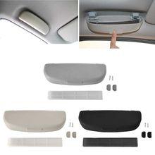 Car Dedication Sunglasses Box Storage Case Organizer Auto Interior Accessories цена
