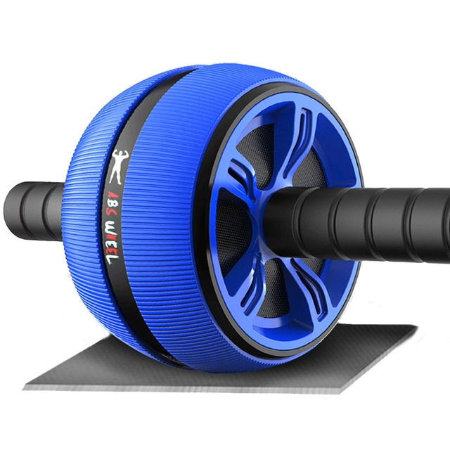 Silent TPR Abdominal Wheel Roller  3
