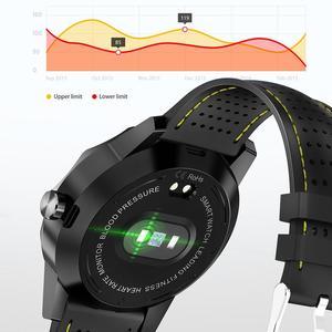 Image 5 - SKY 1 Inteligente Reloj Hombres IP68 a prueba de agua Activity Tracker Fitness Tracker smartwatch Reloj BRIM para teléfono android iphone IOS