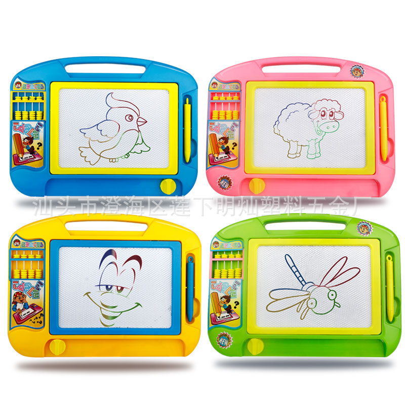 Children Magnetic Drawing Board WordPad Doodle Board Educational Color Painted Writing Board Drawing Board