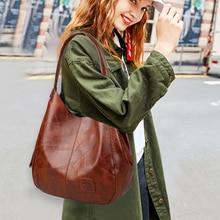 Luxury Handbags Female Vintage Designers Womens Fashion-Brand SMOOZA