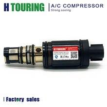 Válvula de control de compresor para coche DENSO 6SEU16C, válvula solenoide para Toyota Corolla 2013, compresor denso 8831006441 8831068031