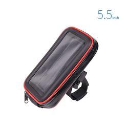 Wodoodporna torba na telefon motocyklowy skuter motocyklowy na telefon komórkowy