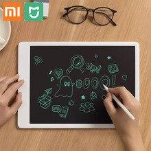 Xiaomi pizarra para escribir a mano Mijia, LCD, 10/13, 5 pulgadas, con bolígrafo, dibujo Digital, almohadilla gráfica electrónica para mensajes