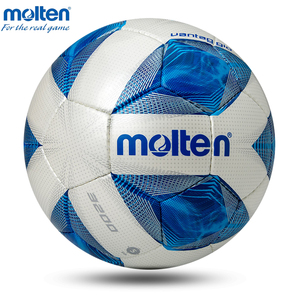 Image 4 - 2020 Original Molten Soccer Ball Official Size 4 Size 5 Football Ball Team Sports Training Football League Balls futbol bola