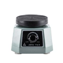 Dental Lab Vibrator 10 CM Round Plaster Gypsum Oscillator Shaker Dentist Equipment