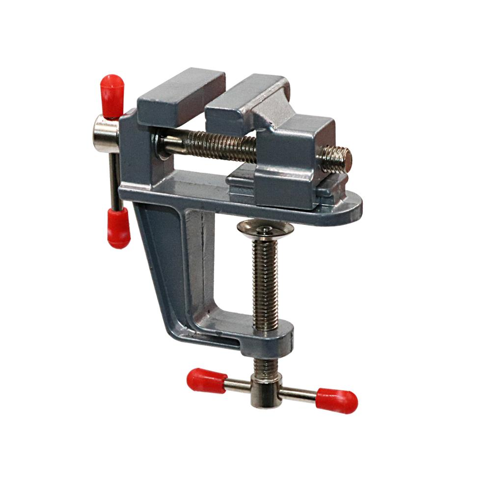 Mini Table Clamp Small Bench Vice Jewelers Hobby Clamps Craft Repair Tool Portable Work Bench Vise