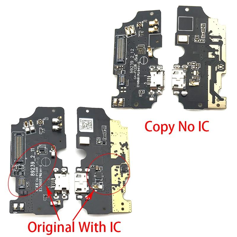 10pcs/lot, New USB Connector Charging Dock Port Flex Cable Board For Asus Zenfone 4 Selfie ZD553KL  replacement