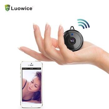 цена на Mini Camera P2P Wifi camera 1080P HD Camera Video Cam Night Vision Shell CMOS Sensor Recorder Camcorder Sport DV Small camera