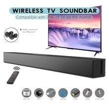 2021 TV Wireless altoparlante Bluetooth Home Theater Bar altoparlante a parete Subwoofer altoparlante Super Bass supporto TF Card Computer