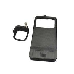 Handheld Gimbal Adapter płytka montażowa do GoPro Hero 8 czarna płytka montażowa do aparatu DJI Osmo Mobile 3
