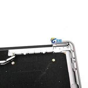 """Image 4 - 오리지널 13.3 """"A1708 Topcase Space 그레이 실버 미국 키보드 트랙 패드 백라이트 Macbook Pro 용 Retina A1708 탑 케이스 커버"""